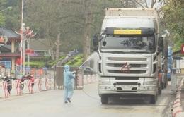 Lạng Sơn: Quy định giá cho việc vận chuyển hàng hóa qua cửa khẩu