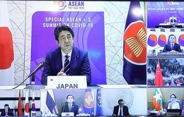 Nhật Bản hoan nghênh Hội nghị cấp cao trực tuyến ASEAN+3