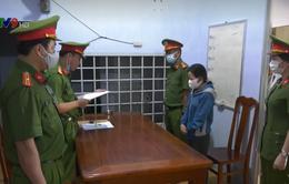Bắt giữ đối tượng lừa đảo, chiếm đoạt gần 1 tỷ đồng tại Trà Vinh
