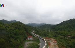 Lạng Sơn đề xuất tạm dừng tiếp nhận hàng hóa lên cửa khẩu Tân Thanh