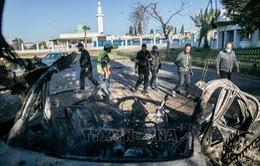 Chiến sự tiếp tục leo thang ở Libya