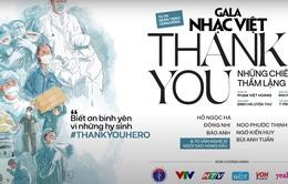 """MV """"Thank You - Những chiến binh thầm lặng"""" lọt vào Top trending trên YouTube"""