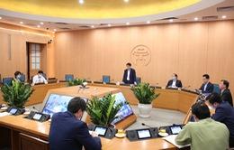 Chủ tịch UBND TP Hà Nội: Tuần này là thời điểm quyết định dịch bệnh có bùng phát hay không