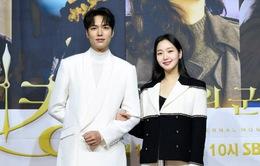 Lee Min Ho lịch lãm bên Kim Go Eun ra mắt phim mới