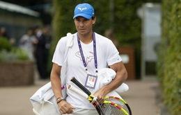 Nadal chấn thương khi dự một giải tennis điện tử trực tuyến