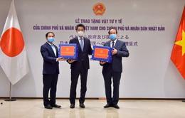 Hoa Kỳ và Nhật Bản cảm ơn Việt Nam đã trao tặng khẩu trang và các vật tư y tế chống COVID-19
