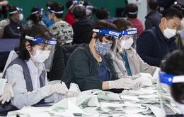 Đảng Dân chủ cầm quyền ở Hàn Quốc thắng lớn