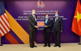 Việt Nam tặng khẩu trang, vật tư y tế cho bạn bè quốc tế