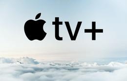 Nhu cầu xem Apple TV+ tăng 10% nhờ COVID-19