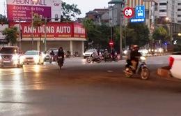 Giờ tan tầm ở Hà Nội trong thời gian giãn cách: Không xảy ra ùn tắc