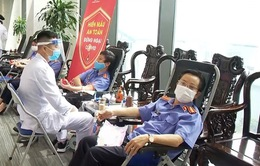 """""""Hành trình đỏ"""" lần thứ 8 đặt ra chỉ tiêu lan tỏa cho 600.000 người về hiến máu tình nguyện"""