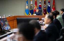 Hàn Quốc tăng cường an ninh ở các căn cứ quân sự