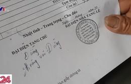 Vạch trần chiêu thức độc quyền dịch vụ hỏa táng ở Thái Bình