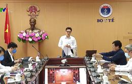 Góp ý dự thảo Chỉ thị phòng chống COVID-19 trong tình hình mới