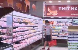 Cần thêm điểm bán thịt lợn nhập ngoại đạt chuẩn