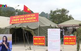 Đẩy mạnh phòng chống dịch bệnh tại các cửa khẩu ở Lạng Sơn