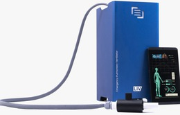 Công ty tạo máy thở từ thùng máy tính chơi game để giảm chi phí