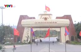 Sư đoàn 968 hỗ trợ Lào chống dịch