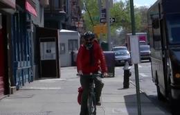 Người dân New York ưu tiên xe đạp trong mùa dịch COVID-19