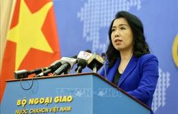 Yêu cầu Trung Quốc hủy bỏ quyết định sai trái thành lập chính quyền ở Hoàng Sa, Trường Sa