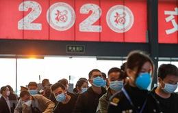 Trung Quốc tăng cường quản lý y tế những người rời khỏi Vũ Hán
