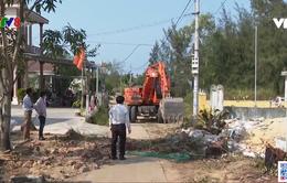 Quảng Nam: Lan rộng phong trào hiến đất mở đường