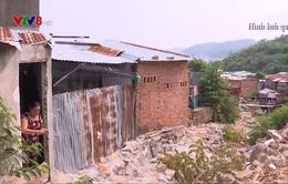 Nha Trang: khẩn trương tìm phương án di dời hàng trăm căn nhà khỏi điểm sạt lở