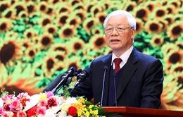 Thư chúc mừng của Tổng Bí thư, Chủ tịch nước Nguyễn Phú Trọng nhân kỷ niệm 70 năm Ngày thành lập Hội Nhà báo Việt Nam