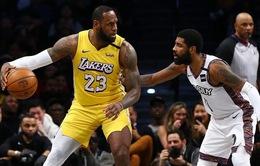 Cầu thủ của Los Angeles Lakers & Brooklyn Nets âm tính với SAR-CoV-2
