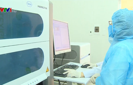 Thái Bình đưa hệ thống máy xét nghiệm COVID-19 vào hoạt động