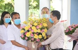 Thêm 7 bệnh nhân mắc COVID-19 được công bố khỏi bệnh