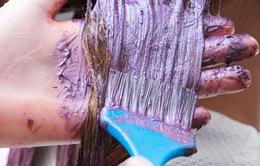 Bật mí mẹo nhuộm tóc an toàn tại gia mùa COVID-19