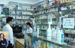 Hiệu thuốc gặp khó khi lấy thông tin người mua thuốc cảm