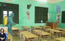 Hòa Bình sẵn sàng đón học sinh trở lại trường