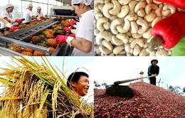 5 loại nông sản xuất khẩu tăng mạnh nhất tháng 3