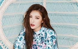 Chế độ ăn của HyunA gây tranh cãi trên mạng xã hội xứ Hàn