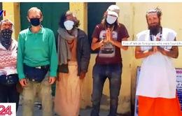 Ấn Độ: 6 du khách nước ngoài trốn trong hang vì sợ COVID-19