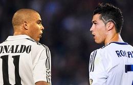 """""""Dù sao, Ronaldo vẫn xuất sắc hơn Ronaldo"""""""