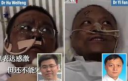 Bác sỹ Vũ Hán đổi màu da sau thời gian điều trị COVID-19
