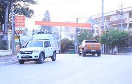 Hà Giang: Phong tỏa thị trấn Đồng Văn phòng COVID-19