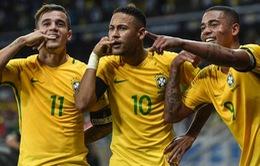Top 10 quốc gia xuất khẩu cầu thủ lớn nhất thế giới: Brazil số một!