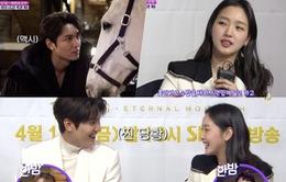 Lee Min Ho hạnh phúc vì được hợp tác cùng Kim Go Eun