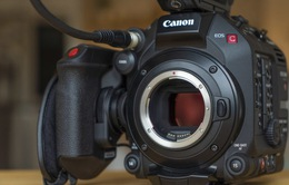 Canon ra mắt máy quay kỹ thuật số EOS C300 Mark III