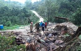 Cảnh báo lũ quét, sạt lở đất và mưa đá ở các tỉnh miền núi phía Bắc