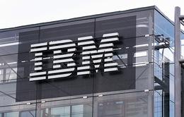 Doanh thu quý I giảm sút ảnh hưởng đến giá cổ phiếu của IBM