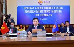 ASEAN và Mỹ hợp tác ứng phó dịch bệnh COVID-19