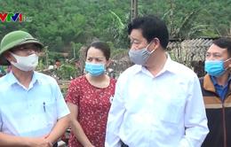 Mưa đá kèm gió lốc tại Sơn La, 1 người thiệt mạng