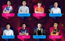 Quế Ngọc Hải, Văn Toàn so tài với các game thủ tại PES Cup 2020