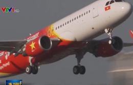 Vietjet Air tăng tần suất các chuyến bay khứ hồi nội địa