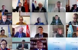 Hội đồng Bảo an Liên hợp quốc thảo luận tình hình khu vực Hồ Lớn